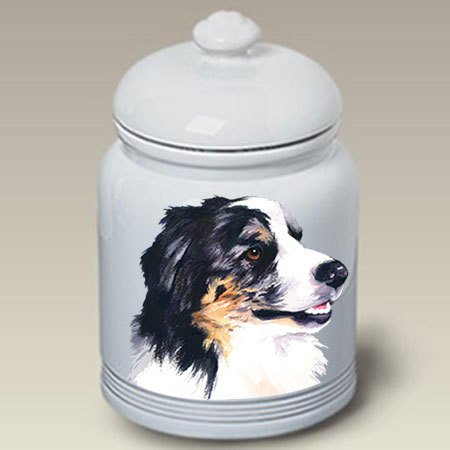 Cookie Jar Australian Shepherd