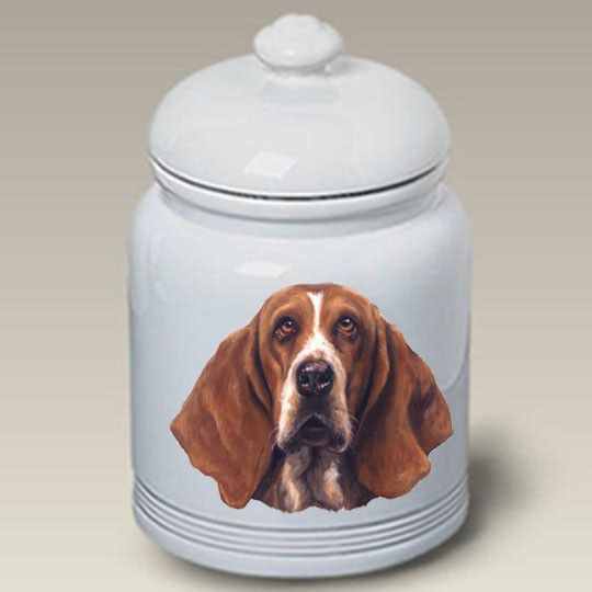 Cookie Jar Basset Hound