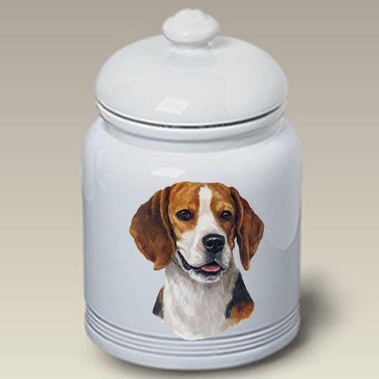 Cookie Jar Beagle