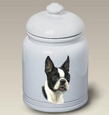 Cookie Jar Boston Terrier