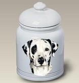 Cookie Jar Dalmatian
