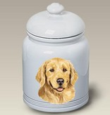Cookie Jar Golden Retreiver
