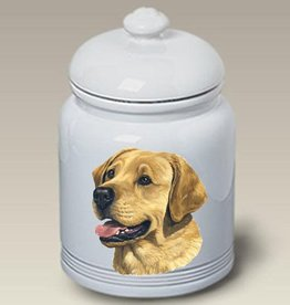 Cookie Jar Labrador Retriever - Yellow