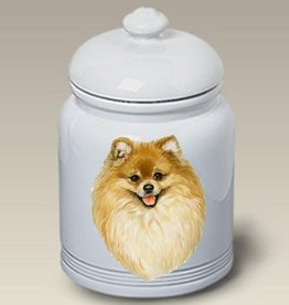 Cookie Jar Pomeranian