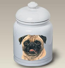 Cookie Jar Pug