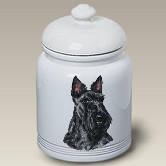 Cookie Jar Scottish Terrier