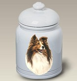 Cookie Jar Shetland Sheepdog