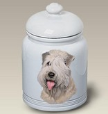 Cookie Jar Softcoated Wheaten