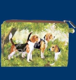 Coin Purse Beagle