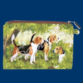 Coin Purse Beagle
