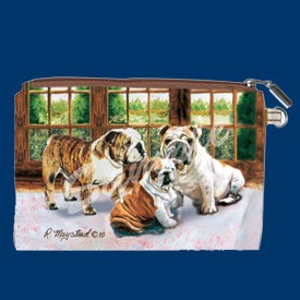 Coin Purse Bulldog