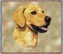 "54"" Lap Square Golden Retreiver"