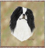 "54"" Lap Square Japanese Chin"
