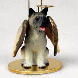 Angel Ornament Akita