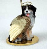 Angel Ornament Bernese Mountain Dog