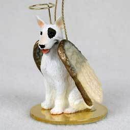 Angel Ornament Bull Terrier