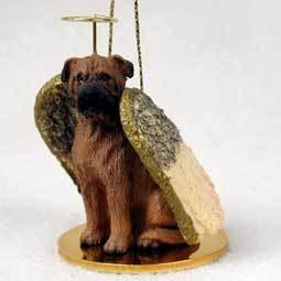 Angel Ornament Bullmastiff