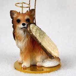 Angel Ornament Chihuahua LH
