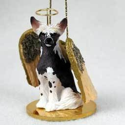 Angel Ornament Chinese Crested