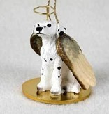 Angel Ornament Dalmatian