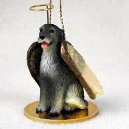 Angel Ornament Irish Wolfhound