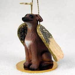 Angel Ornament Italian Greyhound