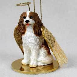 Angel Ornament King Charles Cavalier
