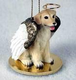 Angel Ornament Labrodor Retriever -Yellow