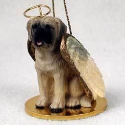 Angel Ornament Mastiff