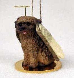 Angel Ornament Norfolk Terrier