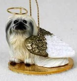 Angel Ornament Pekingese
