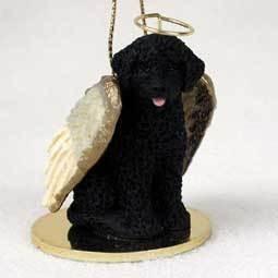 Angel Ornament Portugues Water Dog