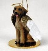 Angel Ornament Rhodesian Ridgeback