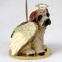 Angel Ornament Shar-Pei