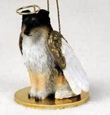 Angel Ornament Shetland Sheepdog Tri-Color