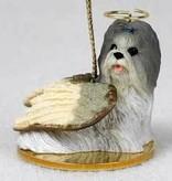 Angel Ornament Shih Tzu
