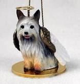 Angel Ornament Silky Terrier