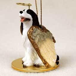 Angel Ornament Springer Spaniel