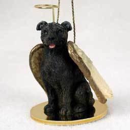 Angel Ornament Staffordshire Bull Terrier