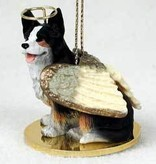 Angel Ornament Welsh Corgi Cardigan