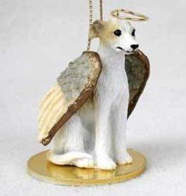 Angel Ornament Whippet