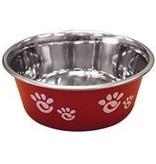 32oz Red Dish