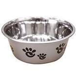 32oz Silver Dish