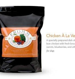 Fromms 5lb Dog Food - Chicken A La Veg