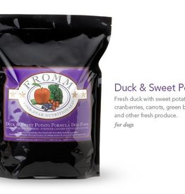Fromms 30lb Dog Food - Duck & Sweet Potato
