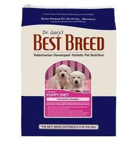 Dr. Gary's Best Breed Puppy Diet-15 lbs