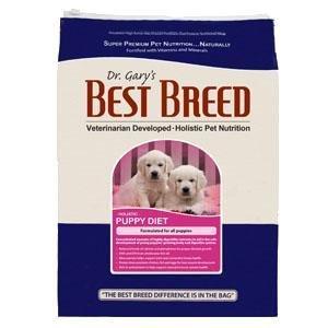 Dr. Gary's Best Breed Puppy Diet-15 lbs