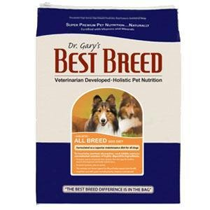 Dr. Gary's Best Breed Dr. Gary's Best Breed All Breed Dog Diet-15 lbs
