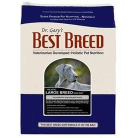 Dr. Gary's Best Breed Large Breed Dog Diet-30 lbs