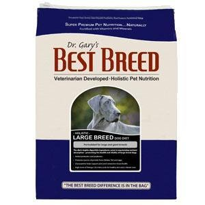 Dr. Gary's Best Breed Dr. Gary's Best Breed Large Breed Dog Diet-30 lbs